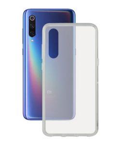 Capa para Telemóvel Xiaomi Mi 9 Se KSIX Flex TPU Transparente