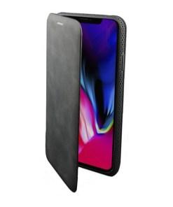 Capa tipo Livro para o Telemóvel Iphone X KSIX Executive Preto