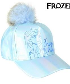 Boné Infantil Frozen 75314 Azul claro (53 Cm)
