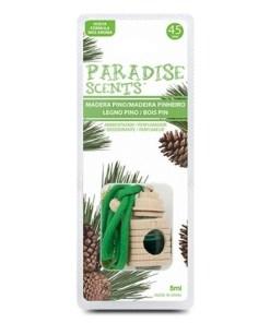 Ambientador Para Automóveis Paradise Scents Pinheiro