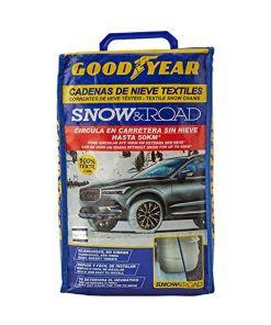 Cadeias de neve para automóveis Goodyear SNOW & ROAD (XXL)