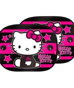 Cortina Lateral para o Carro Hello Kitty KIT4051 Infantil (44 x 36 cm)(2 pcs)