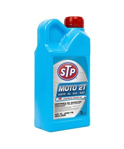 Óleo de Motor STP MOTO 2T (1L)