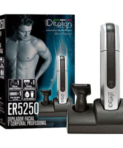 Depiladora Elétrica Body & Care Er5250 Id Italian