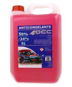 Anticongelante OCC3541 50% Orgânico Cor de Rosa (5 L)