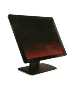 "Monitor com tela tátil approx! APPMT17W5 17"" LCD Preto"