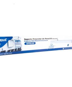 Suporte de Parede Extensível para Projetor iggual SPP01-M IGG314517 -42 - 42° Alumínio Branco