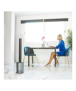 Purificador de Ar Cecotec TotalPure 3in1 Connected 80º WiFi 2000W Preto