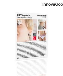Brincos Biomagnéticos de Emagrecimento Slimagnetic InnovaGoods