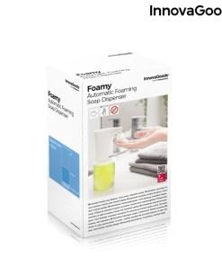 Dispensador Automático de Sabonete em Espuma com Sensor Foamy InnovaGoods