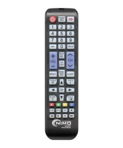 Comando à Distância Universal para Samsung NIMO MAN3071 Preto