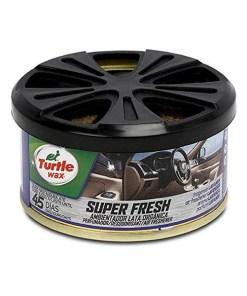 Ambientador Para Automóveis Turtle Wax Super Fresh Lata Lavanda