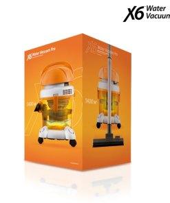Aspirador Profissional X6 Water Vacuum Pro