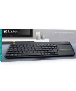 Teclado Logitech 920-007137 Preto