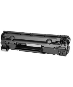 Tóner Compatível Inkoem CF283A Preto