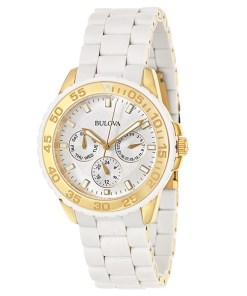 Relógio feminino Bulova 98N102 (40 mm)