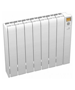 Emissor Térmico Digital Cerâmico (7 corpos) Cointra 223835 1200W LCD Branco