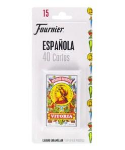 Baralho Naipes Espanhóis (40 Cartas) Fournier
