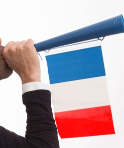 Corneta Bandeira da França
