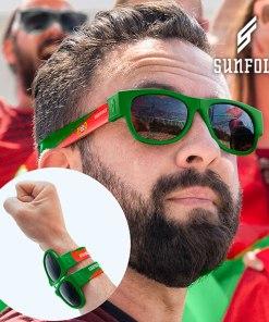 Óculos de Sol Enroláveis Sunfold Portugal