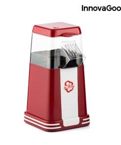 Máquina de Pipocas Hot & Salty Times InnovaGoods 1200W Vermelho