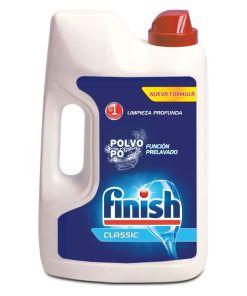 Detergente em Pó para Máquinas de Lavar Louça Finish 2,5 Kg