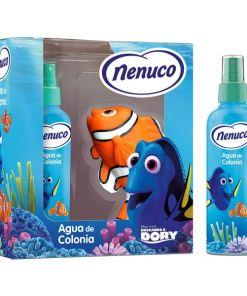 Água-de-Colónia com Pulverizador Dori Nenuco 175 ml