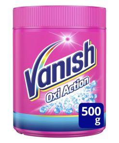 Tira-nódoas em Pó Vanish Oxi Action Pink 500 g