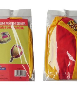 Lenço com Bandeira de Espanha