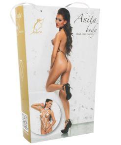 VESTIDO ME-SEDUCE ANITA STRAPPY RED XXL / XXXL