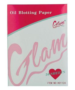 Toalhetes Glam Of Sweden Oil Blotting (50 uds)