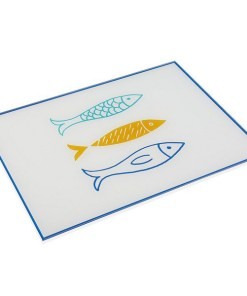 Tábua de corte Blue Bay (1 x 30 x 40 cm)