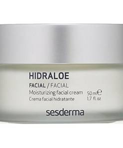 Creme Facial Hidratante Hidraloe Sesderma (50 ml)