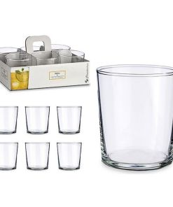 Copo Bistro Transparente (380 ml)
