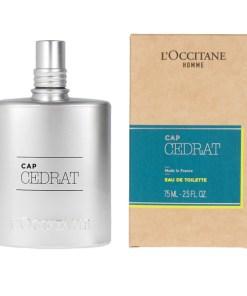 Perfume Homem Cap Cedrat L'occitane DDT (75 ml)