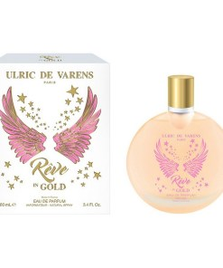 Perfume Mulher Rêve in Gold Ulric De Varens EDP (100 ml)