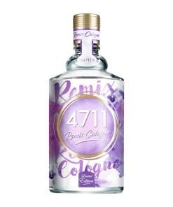 Perfume Unissexo Remix Lavender 4711 EDC (100 ml)