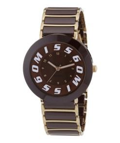Relógio feminino Miss Sixty SIR006 (38 mm)