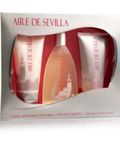 Conjunto de Cosmética Mulher Aire Sevilla Clasica Aire Sevilla (3 pcs)