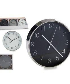 Relógio de Parede Cristal Plástico 3 (20 x 4 x 20 cm)