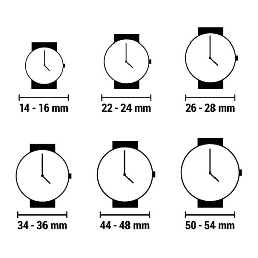 Relógio masculino Arabians HBP2210C (45 mm)