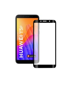 Protetor de Ecrã Vidro Temperado Huawei Y5P KSIX Full Glue 2.5D