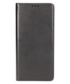 Capa tipo Livro para o Telemóvel LG K51S KSIX Standing Preto