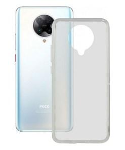Capa para Telemóvel Pocophone F2 Pro KSIX Flex TPU