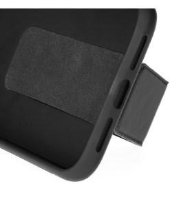 Capa para Telemóvel iPhone 12 Mini KSIX Standing Preto