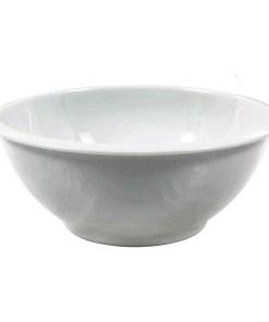 Saladeira Porcelana Branca (170 cl) (ø 24 x 9 cm)