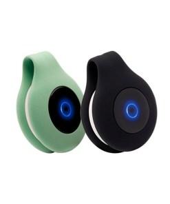Eletroestimulador iWatMotion Reflyx Zen Silicone Preto Verde (2 uds)