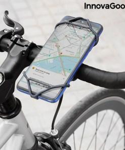 Suporte para Smartphone Universal para Bicicletas Movaik InnovaGoods