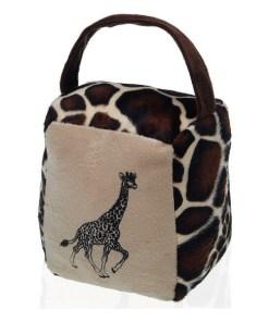 Fixador de portas Girafa Têxtil (10 x 15 x 12 cm)