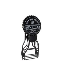 Conjunto de mesa com 2 cadeiras Dekodonia Wine Bar Metal (3 pcs)